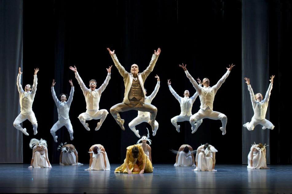 Les Ballets de Monte Carlo – Lac