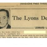 Lyons Den