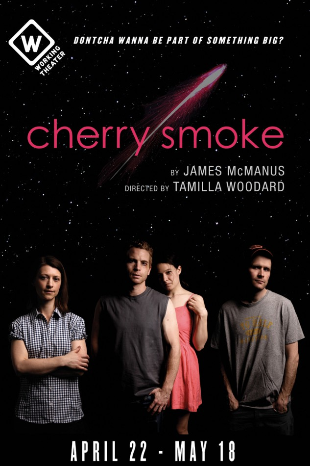 All Smoke, No Fire: Cherry Smoke at Urban Stages