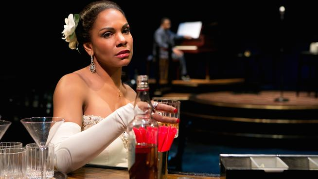 """Billie Holiday Reborn in Audra McDonald as """"Lady Day"""""""