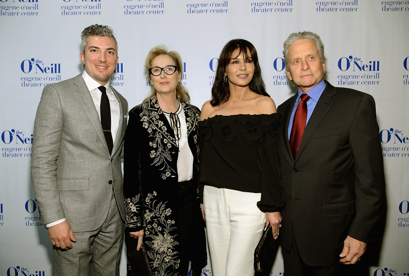 Meryl Streep Honored with Monte Cristo Award