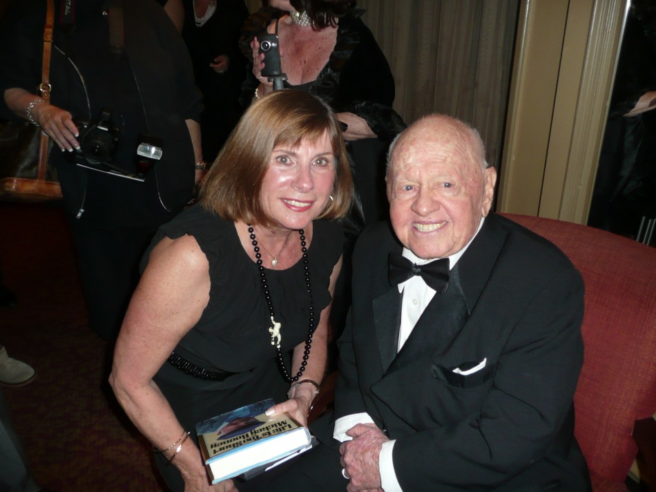 My Time With Mickey Rooney Dead at Age 93