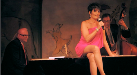 Lucie Arnaz Brings Spring to Café Carlyle (video)