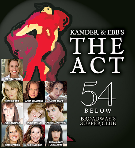 Why Reinvention Works: The Act at 54 Below