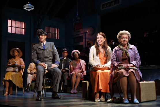 """Violet"" – Sutton Foster Takes A New Turn"