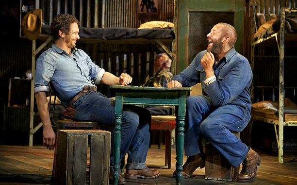 "Almost Heaven: ""Of Mice and Men"""