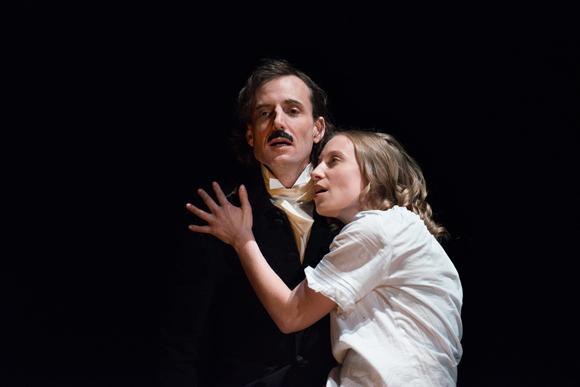 """""""Red-Eye to Havre de Grace"""" – E.A Poe's Last Days"""