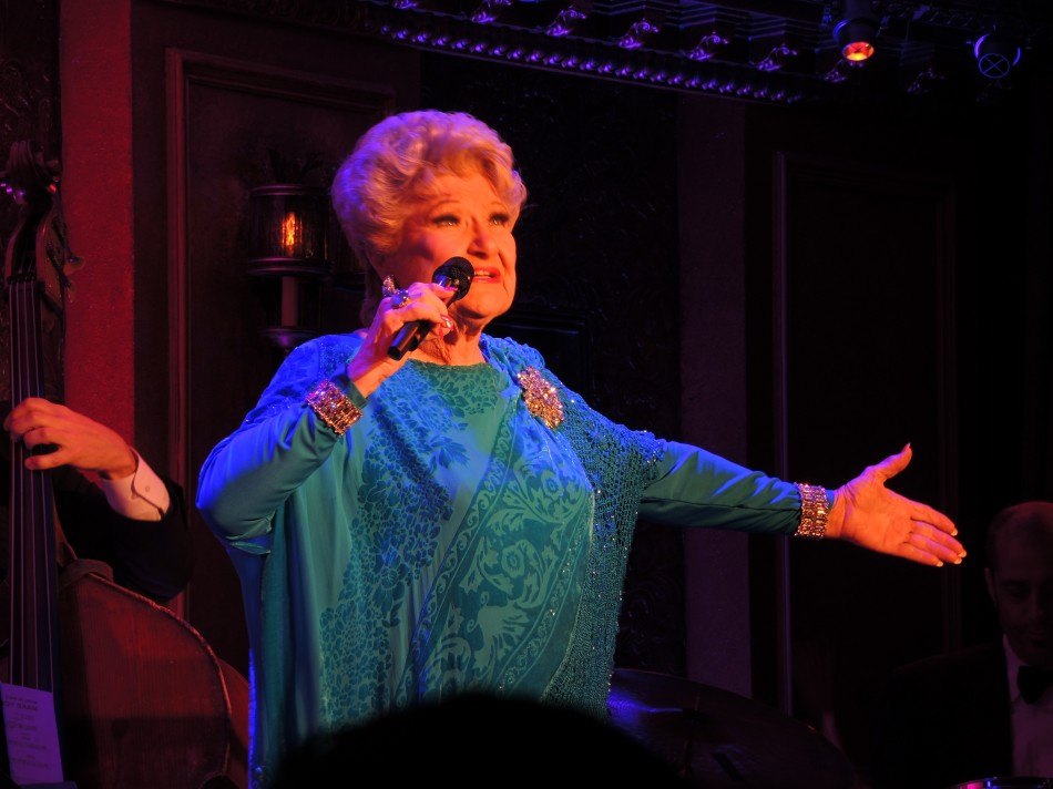"Marilyn Maye ""Super Singer"" – A Tribute to Johnny Carson"