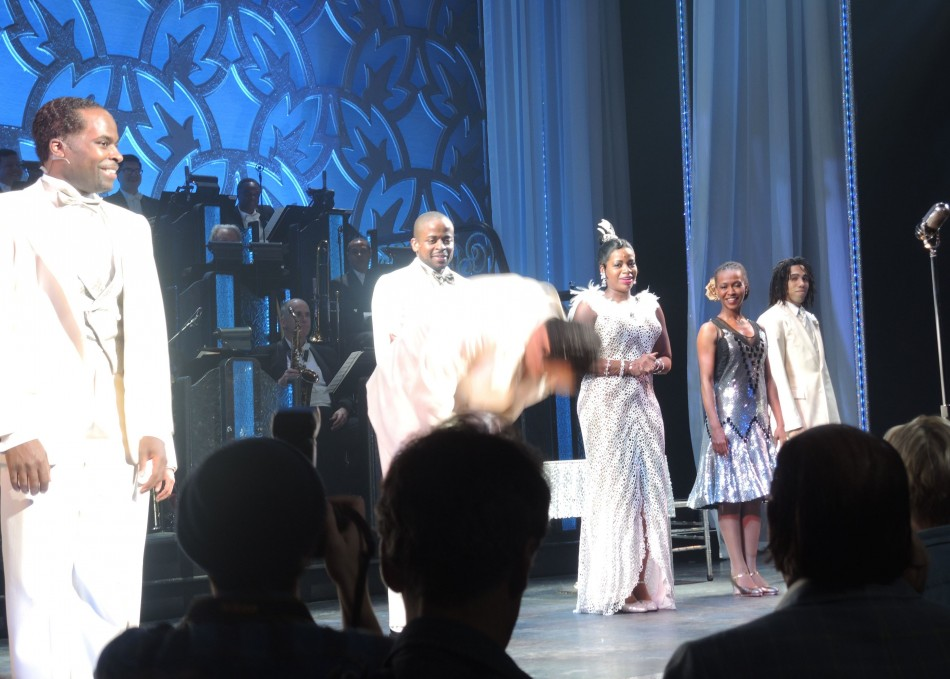 Fantasia Returns to 'After Midnight' – Curtain Call