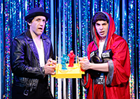 Forbidden Broadway Comes Out Swinging