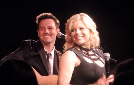 Smash, Bam, Wow! Megan Hilty at Café Carlyle