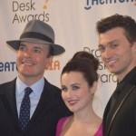 Jefferson Mays, Lauren Worsham, Bryce Pinkham