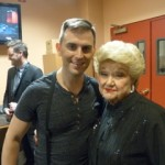 Daniel Reichard & Marilyn Maye