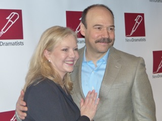 65th Annual New Dramatists Honor Susan Stroman (photo/video coverage)