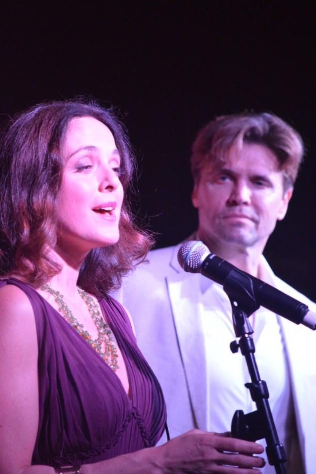 One Touch of Venus – Melissa Errico, Brent Barrett, Judy Kaye, Ron Raines, Victoria Clark