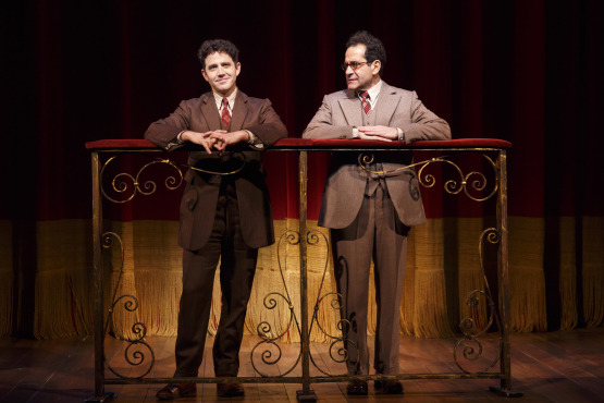 Act One – Moss Hart from Bronx to Broadway