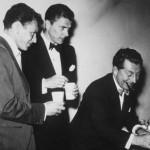 Frank Sinatra, Ronald Reagan, Dave Chasen