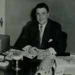 Sidney Colby at Algonquin Office