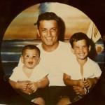 Douglas, Dad Sidney, Michael