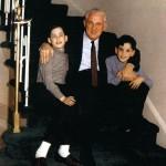Ben B. Bodne with Michael & Douglas