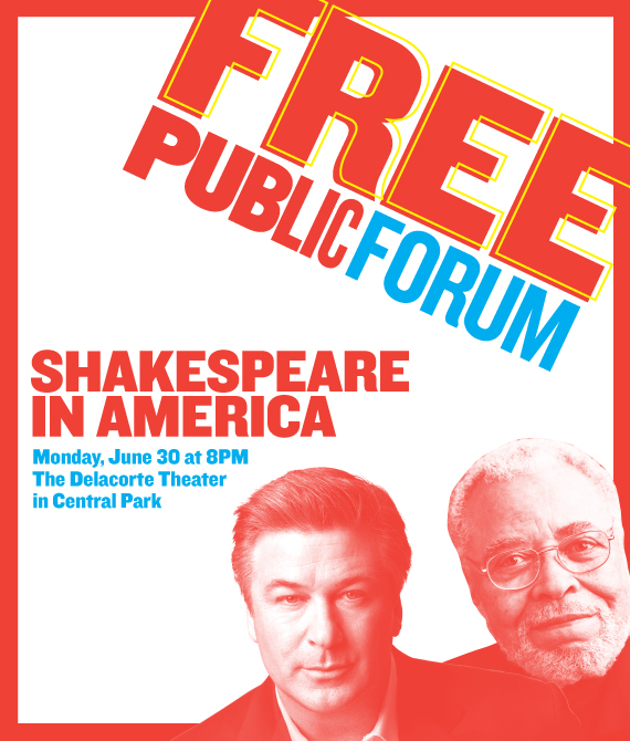 FREE – Alec Baldwin, Brian Dennehy, James Earl Jones etc – Shakespeare in America