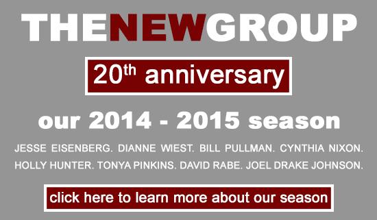 New Group's Exciting Season – Holly Hunter, Bill Pullman, Cynthia Nixon, Jesse Eisenberg