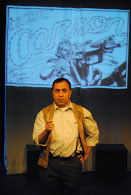 """""""King Kirby"""" at the Comic Book Theater Festival"""