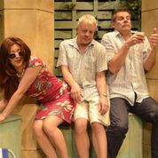 Ayckbourn's Dazzling Triple Treat Surrealistically Blends Idiocy & Anguish