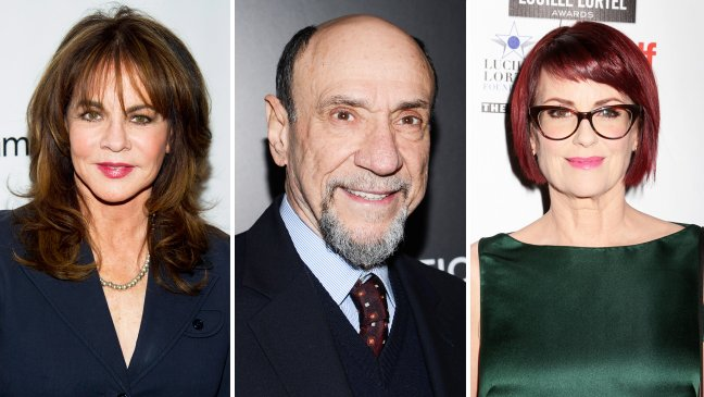 F. Murray Abraham, Stockard Channing, Matthew Broderick, Nathan Lane
