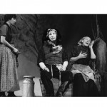 Joanna Merlin, Danny Kaye & Maria Karnilova in Fiddler On the Roof  (mock up)