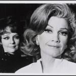 Penny Fuller & Anne Baxter