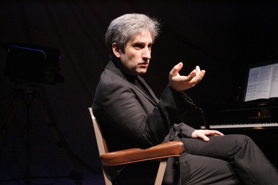 Maestro Bernstein – A Play With Music Written Performed By Hershey Felder