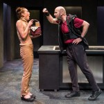 Sarah Lemp as Jessica and Mark Roberts as Jack