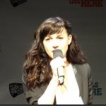 Lena Hall, Host
