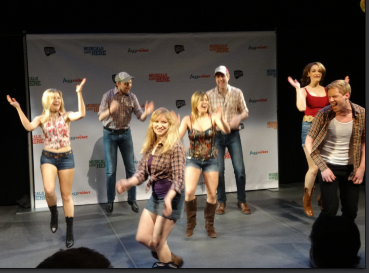 NYMF Opens – What's New & Hot in Theater (video)