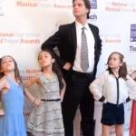 Ryan           & Kids from Matilda