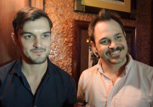 """Mitch Jarvis & Wesley Taylor """"It Could Be Worse""""-54 Below"""