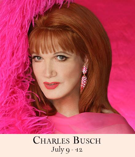 That's My Busch: Charles Busch at 54 Below