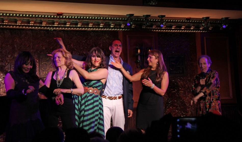 Broadway Ballyhoo Super Sensation at 54 Below