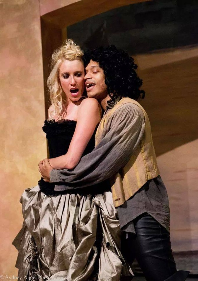 Handled With Care: The Taming of the Shrew