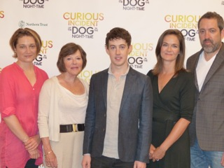 Meet the Cast: The Curious Incident of the Dog in the Night-Time