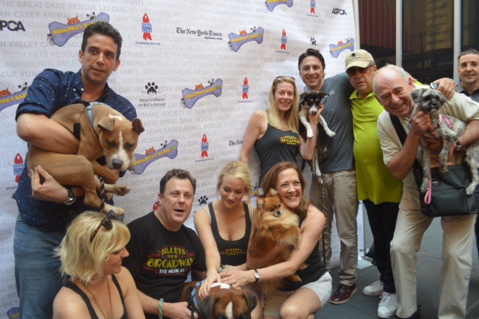 Broadway Barks for the 16th Annual Time – Photo Coverage