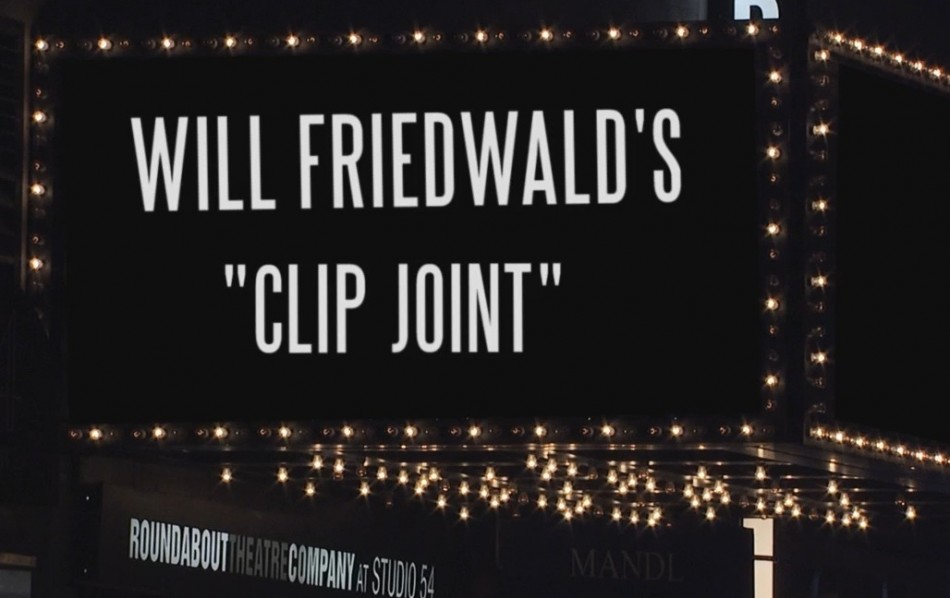 "Clip Joint: ""Classic Americana"""
