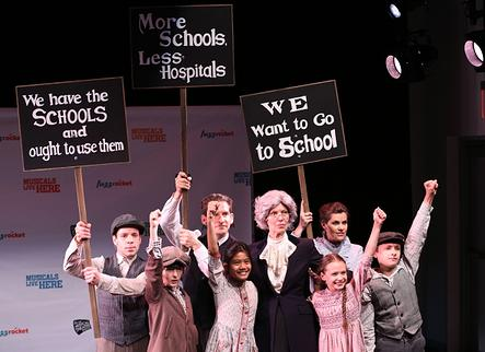 """Mother Jones and the Children's Crusade"" (NYMF)"