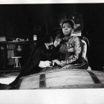 "Maya Angelou, Geraldine Page ""Look Away"""