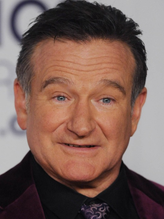 Oscar Winning Robin Williams Dead at 63