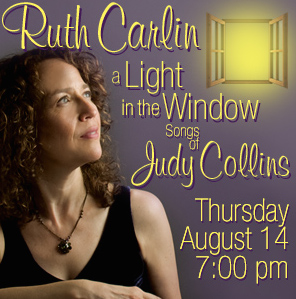 Ruth Carlin Illuminates Judy Collins in A Light in the Window