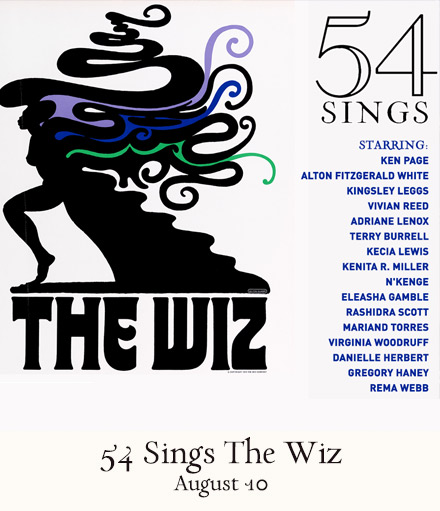 The Wiz – The Super Soul Musical: 54 Sings Series