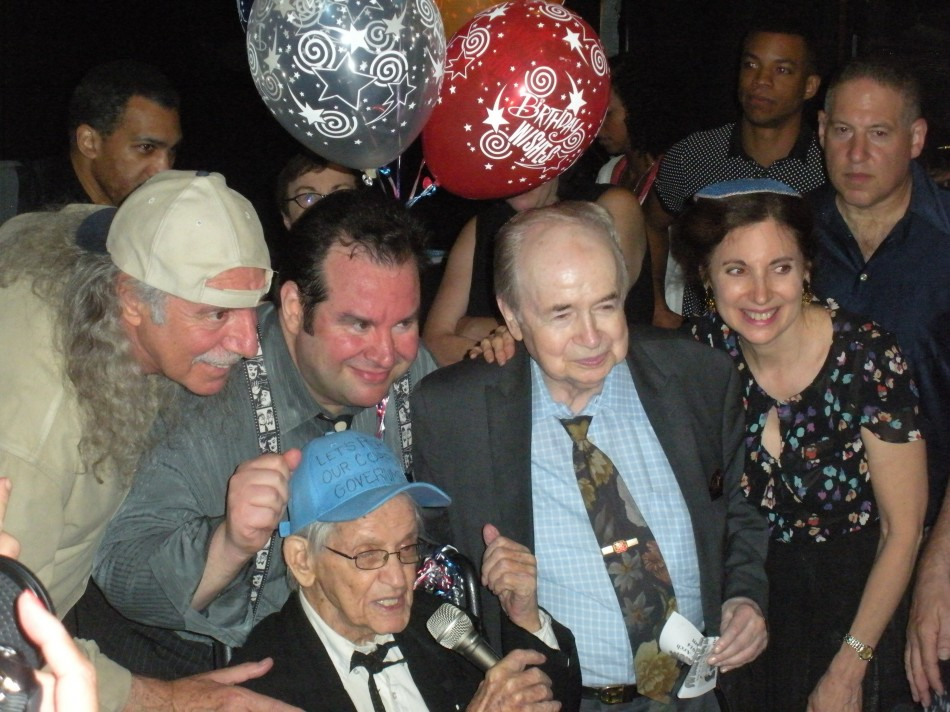 Professor Irwin Corey's 100th: The Social Event of the Century