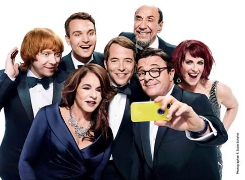 Remember the DeGeneres Oscar Selfie? It's Now a Broadway Play!